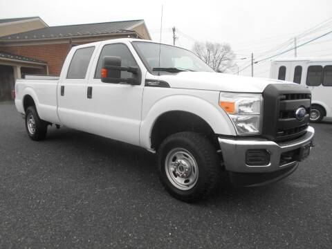 2016 Ford F-250 Super Duty for sale at Nye Motor Company in Manheim PA