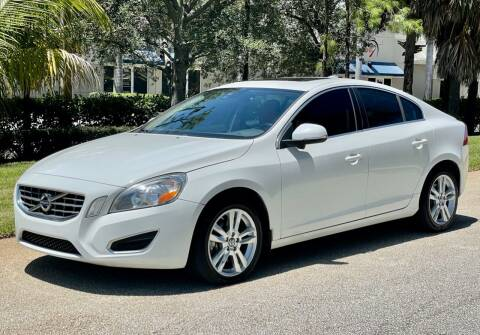2012 Volvo S60 for sale at VE Auto Gallery LLC in Lake Park FL