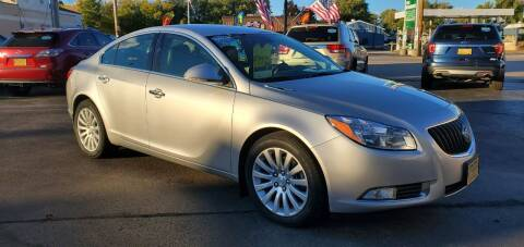 2013 Buick Regal for sale at Appleton Motorcars Sales & Service in Appleton WI