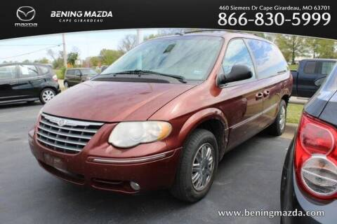 2007 Chrysler Town and Country for sale at Bening Mazda in Cape Girardeau MO
