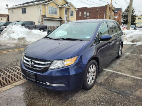 2014 Honda Odyssey for sale at Millennium Auto Group in Lodi NJ