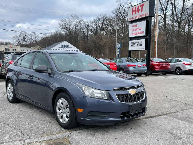 2013 Chevrolet Cruze for sale at H4T Auto in Toledo OH