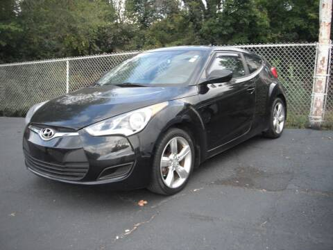 2013 Hyundai Veloster for sale at Collector Car Co in Zanesville OH
