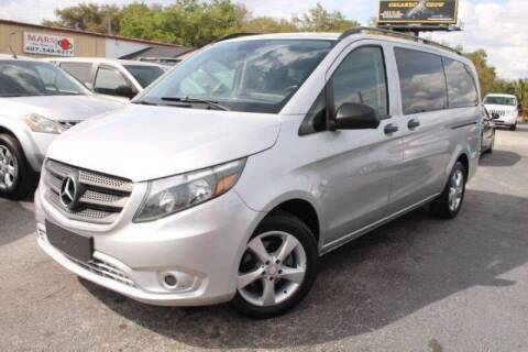 2016 Mercedes-Benz Metris for sale at Mars auto trade llc in Kissimmee FL