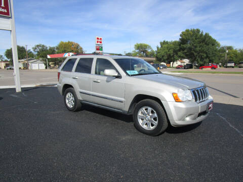 2009 Jeep Grand Cherokee for sale at Padgett Auto Sales in Aberdeen SD