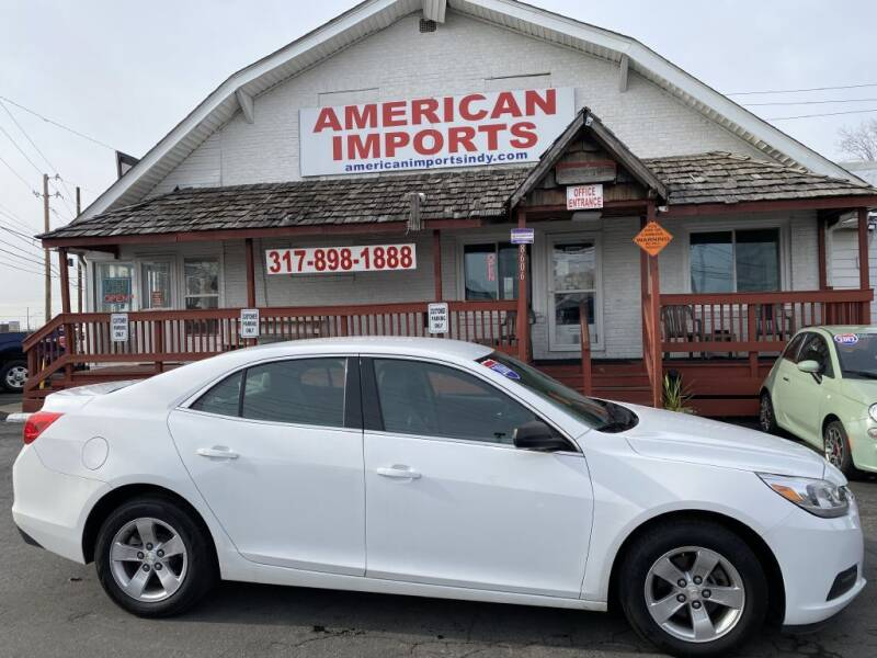 2016 Chevrolet Malibu Limited for sale at American Imports INC in Indianapolis IN
