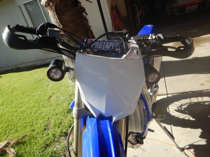 2011 Yamaha 450WR  - Los Angeles CA