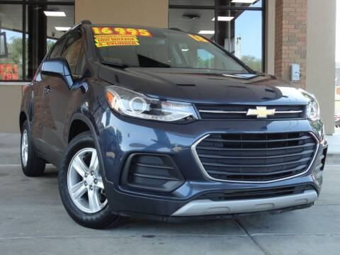 2018 Chevrolet Trax for sale at Arandas Auto Sales in Milwaukee WI