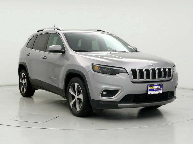 2019 Jeep Cherokee for sale at Mighty Motors in Adrian MI