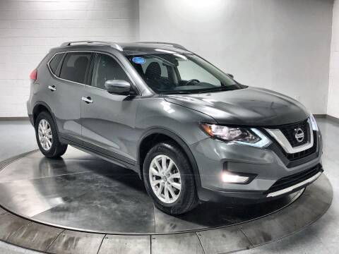 2017 Nissan Rogue for sale at CU Carfinders in Norcross GA