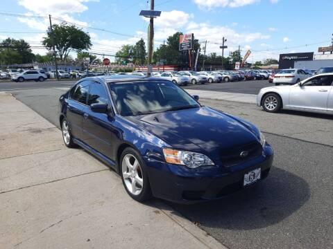 2007 Subaru Legacy for sale at K & S Motors Corp in Linden NJ