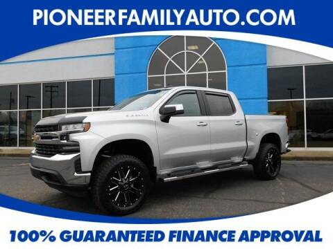2020 Chevrolet Silverado 1500 for sale at Pioneer Family auto in Marietta OH