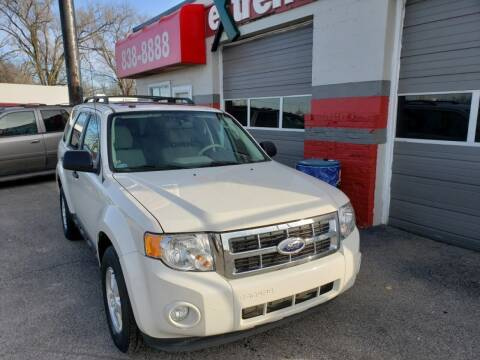 2012 Ford Escape for sale at Extreme Auto Sales in Plainfield IN