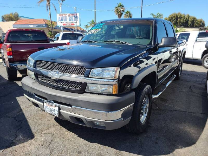 2003 Chevrolet Silverado 2500HD for sale at ANYTIME 2BUY AUTO LLC in Oceanside CA