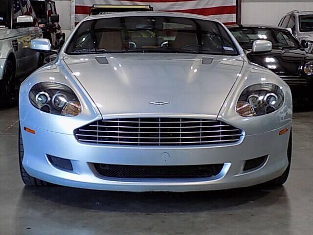 2009 Aston Martin DB9 for sale at Texas Motor Sport in Houston TX