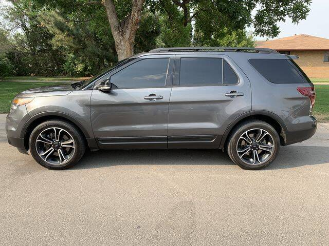 2015 Ford Explorer for sale at Auto Brokers in Sheridan CO