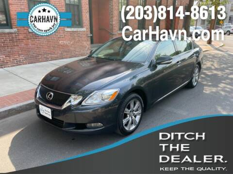 2011 Lexus GS 350 for sale at CarHavn in New Haven CT