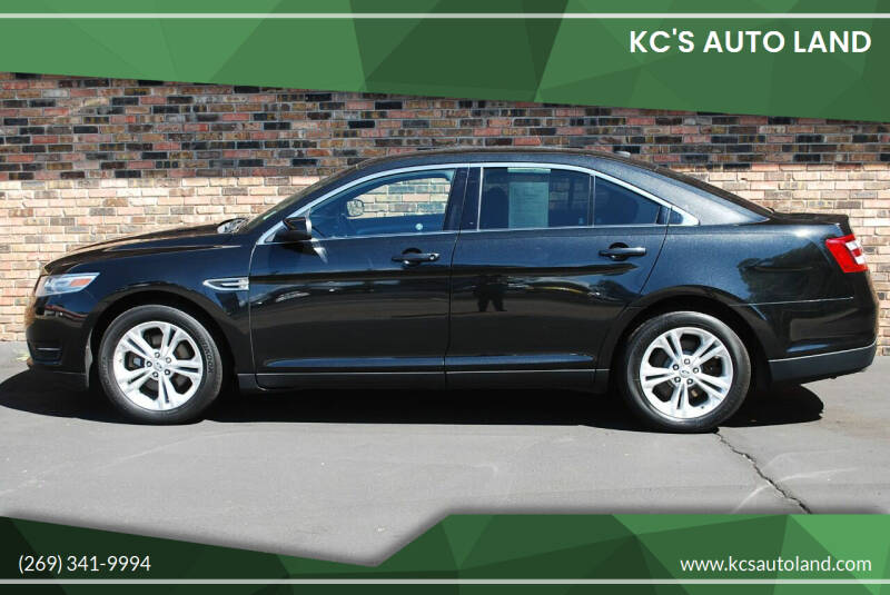 2013 Ford Taurus for sale at KC'S Auto Land in Kalamazoo MI