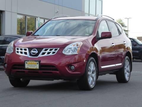 2012 Nissan Rogue for sale at Loudoun Used Cars - LOUDOUN MOTOR CARS in Chantilly VA