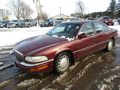 1997 Buick Park Avenue for sale at D & T AUTO INC in Columbus MN