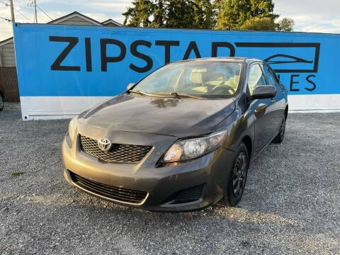 2009 Toyota Corolla for sale at Zipstar Auto Sales in Lynnwood WA