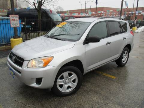 2011 Toyota RAV4 for sale at 5 Stars Auto Service and Sales in Chicago IL