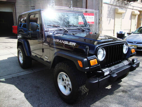 2004 Jeep Wrangler for sale at Discount Auto Sales in Passaic NJ