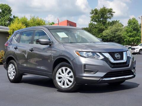 2019 Nissan Rogue for sale at BuyRight Auto in Greensburg IN