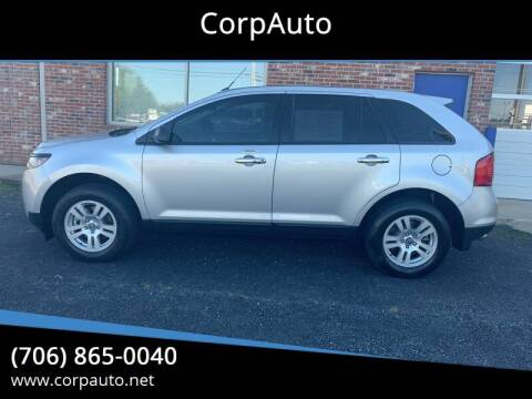 2012 Ford Edge for sale at CorpAuto in Cleveland GA