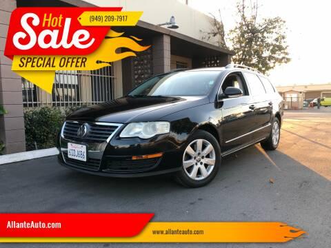2008 Volkswagen Passat for sale at AllanteAuto.com in Santa Ana CA