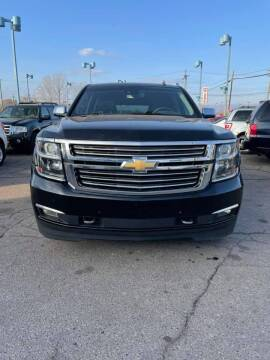 2015 Chevrolet Tahoe for sale at R&R Car Company in Mount Clemens MI