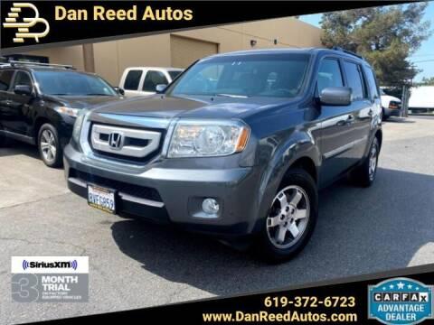 2010 Honda Pilot for sale at Dan Reed Autos in Escondido CA
