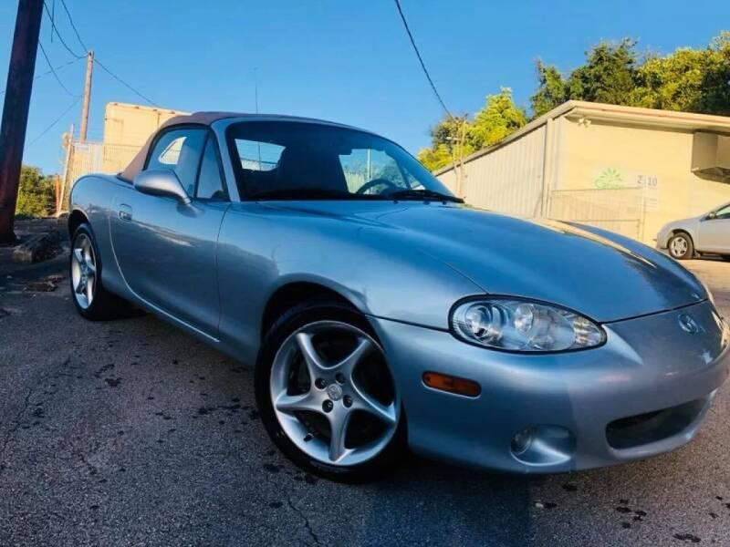 2001 Mazda MX-5 Miata for sale at EXPORT AUTO SALES, INC. in Nashville TN