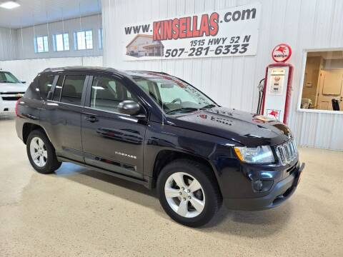 2011 Jeep Compass for sale at Kinsellas Auto Sales in Rochester MN