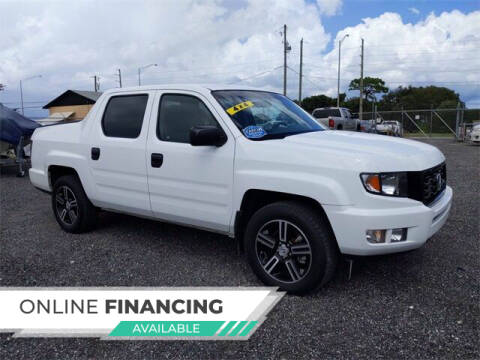 2012 Honda Ridgeline for sale at Car Spot Of Central Florida in Melbourne FL