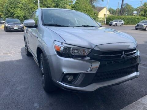 2018 Mitsubishi Outlander Sport for sale at Planet Automotive Group in Charlotte NC