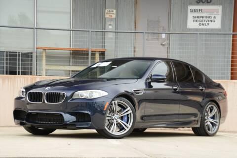 2013 BMW M5 for sale at Milpas Motors in Santa Barbara CA