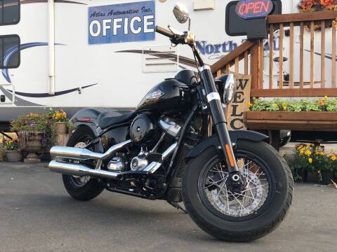 2019 Harley Davidson Softail Slim for sale at Atlas Automotive Sales in Hayden ID
