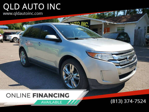 2012 Ford Edge for sale at QLD AUTO INC in Tampa FL