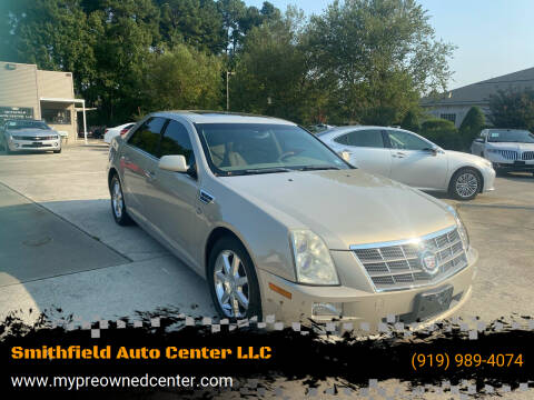 2008 Cadillac STS for sale at Smithfield Auto Center LLC in Smithfield NC