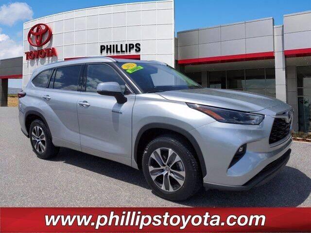2021 Toyota Highlander Hybrid for sale in Leesburg, FL