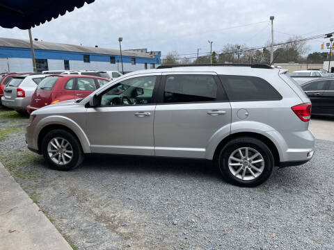2014 Dodge Journey for sale at LAURINBURG AUTO SALES in Laurinburg NC