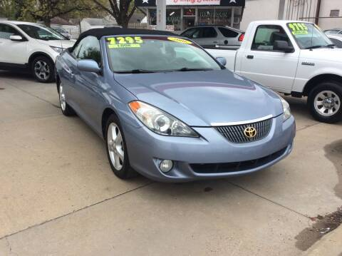2006 Toyota Camry Solara for sale at Harrison Family Motors in Topeka KS