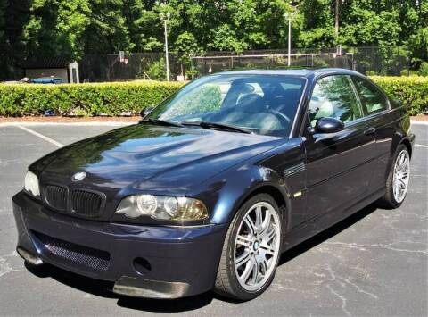 2002 BMW M3 for sale at Weaver Motorsports Inc in Cary NC