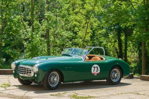 1951 Nash-Healey Series 25 Roadster for sale at Great Lakes Classic Cars in Hilton NY