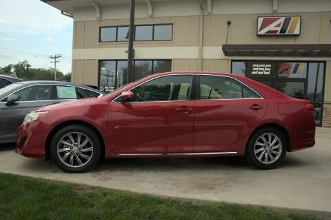 2013 Toyota Camry for sale at Auto Assets in Powell OH