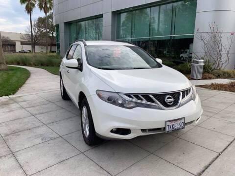 2013 Nissan Murano for sale at Top Motors in San Jose CA
