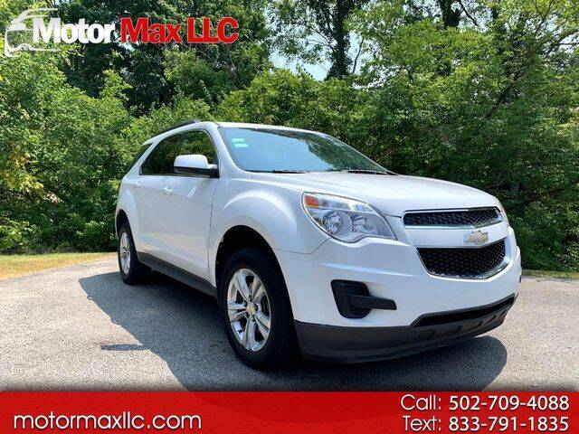 2012 Chevrolet Equinox for sale at Motor Max Llc in Louisville KY