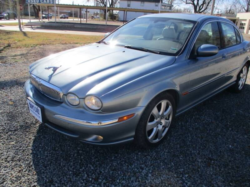 2004 Jaguar X-Type for sale at Dons Carz in Topeka KS