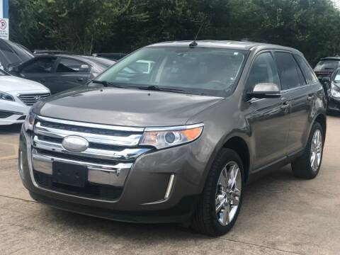 2013 Ford Edge for sale at Discount Auto Company in Houston TX